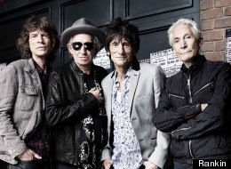 Mick Jagger and the rest of The Rolling Stones have been at it for 50 years.
