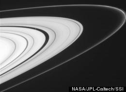 NASA's Cassini spacecraft has recently resumed the kind of orbits that allow for spectacular views of Saturn's rings. This image was obtained on May 23, 2012.