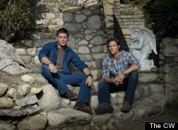 Jensen Ackles and Jared Padalecki.