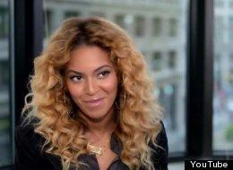 Beyonce says she's