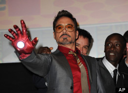 Robert Downey Jr. At Comic-Con: Math, laughs and Vandross