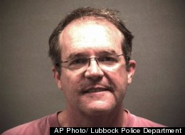 This photo provided by the Lubbock Police Department, shows Dr. Thomas Michael Dixon, a plastic surgeon who was arrested with David Neal Shepard for murder in Lubbock, Texas. Documents in an arrest warrant suggest Dixon arranged to have Dr. Joseph Sonnier III killed because Sonnier was dating Dixon's ex-girlfriend.