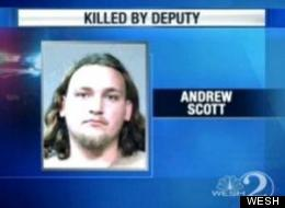 Police shot and killed Andrew Scott, but they really had the wrong man.