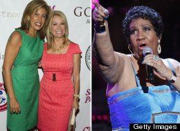 Aretha Franklin responds to Kathie Lee Gifford's comments about the Queen of Soul joining 'American Idol'.