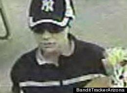 The 'Baseball Babe' Bandit has been striking at local banks in Arizona.
