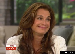 Brooke Shields told the ladies of