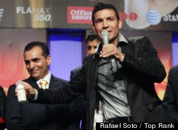 Sergio Martínez reta a Julio César Chávez Jr