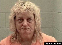 Here's the more recent mug shot of Tonya Fowler. Wonder if she likes it better?
