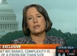 Sheila Bair discussed the Libor scandal on CNBC on Friday.
