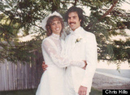 Chris Hills and her husband Gary have been married for 30 years.