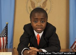 YouTube/TheKidPresident