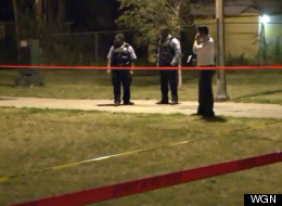 A 17-year-old boy was fatally shot and 13 others were wounded Monday evening into early Tuesday in Chicago.
