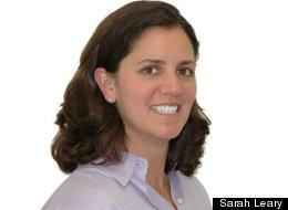 Sarah Leary, co-founder of the neighborhood social network site Nextdoor.