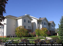 A woman's body was found in an apartment at Frederiksen Court in Ames, Iowa; Nicknamed