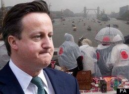 David Cameron is presiding over the worst economic crisis since the second world war
