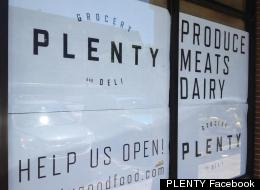 Plenty, a neighborhood grocer and deli, is turning to Kickstarter in order to get the funds it needs to open at 2036 W. Division St.