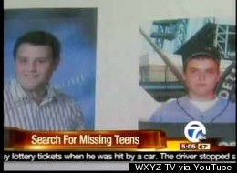 Jourdan Bobbish and Jacob Kudla, two teenagers from Westland, are believed dead. They were reported missing Sunday night.