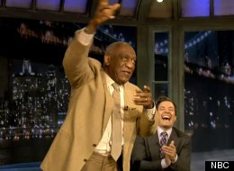 Bill Cosby told Jimmy Fallon the story of the one and only time he attempted the hammer throw.