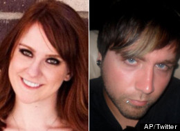Jessica Ghawi and Matt McQuinn, both victims of the deadly Aurora theater shooting.