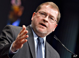 Grover Norquist, head of Americans for Tax Reform, is the target of a campaign by Center for Security Policy's Frank Gaffney.