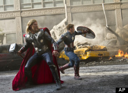 An 'Avengers' TV series could happen.