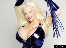 Sabrina Sabrok aumentó otra vez el tamaño de sus senos