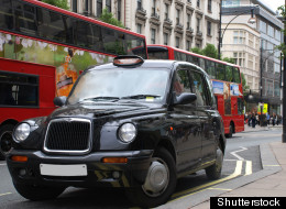 One London cabbie has turned his vehicle into a hotel on wheels during the Olympics.