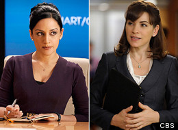 Alicia and Kalinda's relationship on the mend on