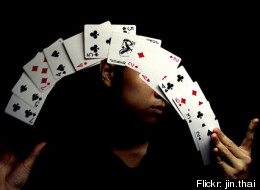 Some cards leap to mind more easily, and magicians know this.