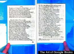 The Art of Google Books