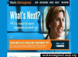 Work Reimagined is a new social network-based jobs program for experienced workers.