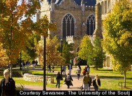 Courtesy Sewanee: The University of the Soutj