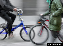 A cyclist who was drunk and not wearing his helmet is in a Nanaimo hospital after hitting a car. (Shutterstock)