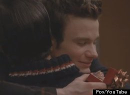 The lost Klaine box scene from