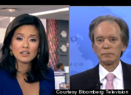 Bill Gross told Bloomberg Television's Betty Liu Thursday that investors had expected more from the ECB's announcement earlier that day.