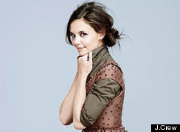 Will Katie Holmes be the new face of J.Crew?