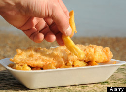 Britons are proud of their fish and chips