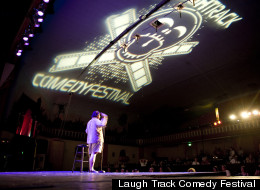 Laugh Track Comedy Festival