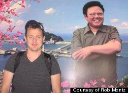 D.C. filmmaker Rob Montz in North Korea