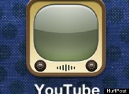 Image of icon for iPhone YouTube app