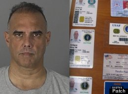 Roy Antigua had an enormous cache of phony disguises in his position. Who is he, really?