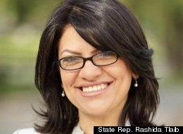 State Rep. Rashida Tlaib