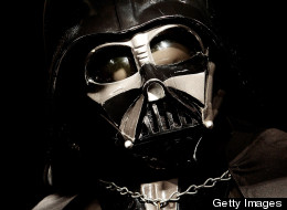 A robbery suspect wearing a Darth Vader mask, similar to this one, was no match for The (Vancouver police) Force.