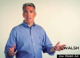 Joe Walsh Ad