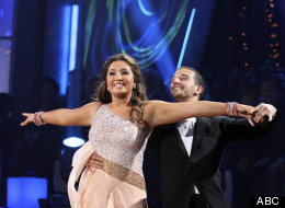 Bristol Palin is paired with Mark Ballas again.