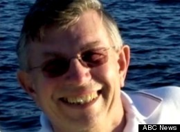 Hugh Armstrong went missing in New Hampshire.