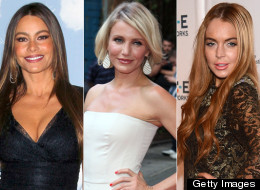Sofía Vergara, Cameron Díaz y Lindsay Lohan: Antes de actuar fueron modelos.