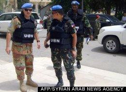 AFP/SYRIAN ARAB NEWS AGENCY