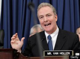Rep. Chris Van Hollen (D-Md.) will play the role of Paul Ryan in Vice President Joe BIden's debate preparations.