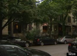 The Lakeview block where an intruder attempted to assault a young woman in her home.